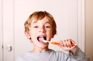 Kid-Boy-Brushing-Teeth-Hygiene-Health